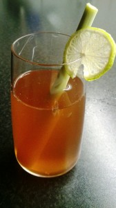 Lemongrass drink 2013-10-24